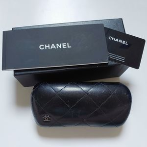 Chanel Sunglasses Case & Box
